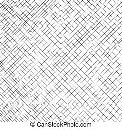 line vector illustration