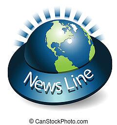 linea, notizie