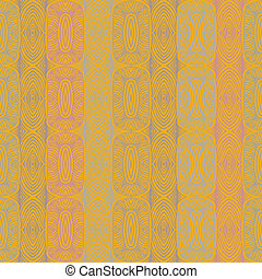 linear ethnic vector pattern with mexican motifs - vector...