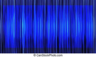Linear gradient blue