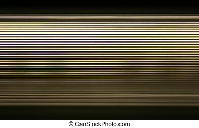 Linear illusion - Optical linear pulsing effect.