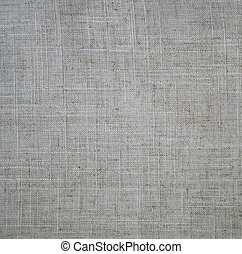 Linen fabric as background - Linen beige fabric can use as...