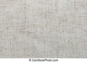 Linen fabric material texture