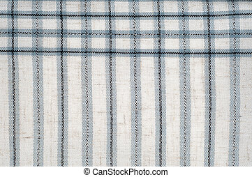 Linen fabric texture, background,