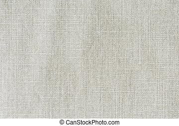 Linen fabric texture - Linen canvas background.