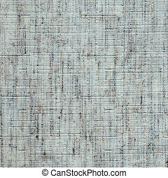 Texture of grey linen fabric. Suitable for backgrounds.