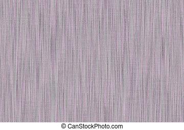 Linen light violet texture. Fabric color background