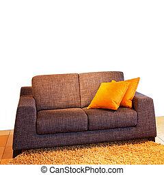 Linen sofa 2