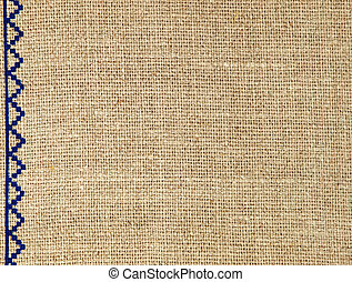 Linen texture pattern. Abstract background. - Linen texture ...