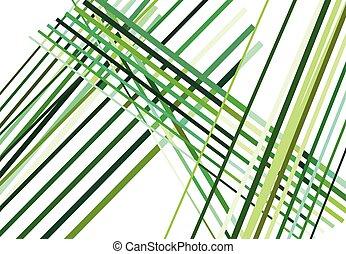 lines., überfahrt, linien, kreuzen, beschaffenheit, ...