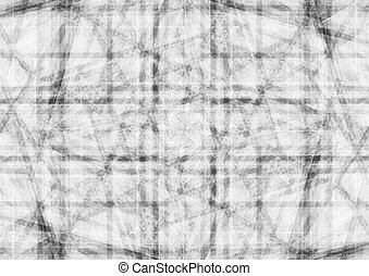 lines black and white fractal background