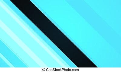 lines., bleu, résumé, diagonal, large, mince, informatique, 3d, render, fond, engendré