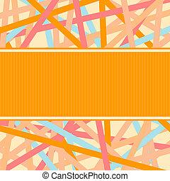 Lines Concept Illustration