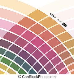 lines., kleurrijke, achtergrond, abstract