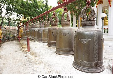 lineup of monastic bell 1