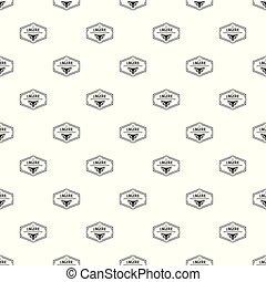 Lingerie body pattern vector seamless