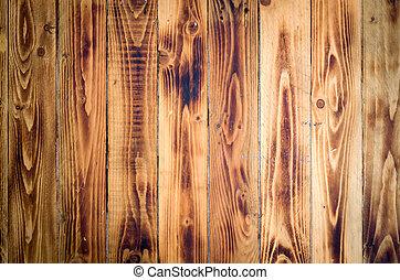 linha, madeira, antigas, textura, vertical