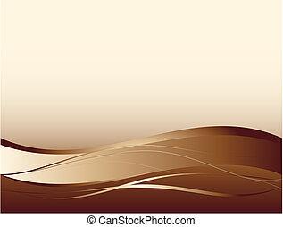 linhas, abstratos, liso, fundo