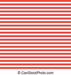linhas brancas, vermelho