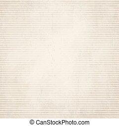 linhas, papel, antigas, fundo