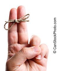Linked together - Metaphorical presentation of unity or...