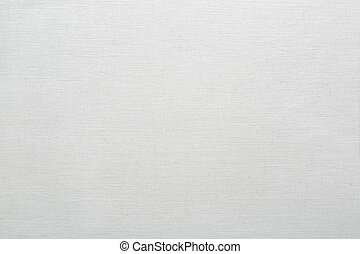 linne, kanfas, vit, struktur, bakgrund
