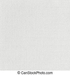 linne, vit, kanfas, struktur