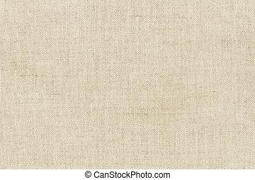 lino, natural, plano de fondo, textura