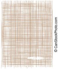 lino, struttura