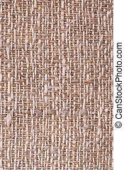 lino, tessuto, struttura