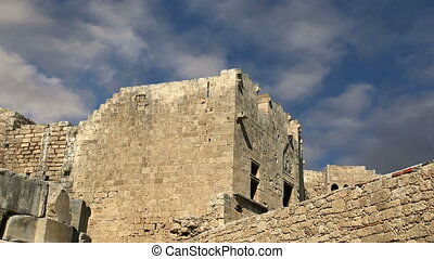 Linods Acropolis, Rhodos ,Greece - Linods Acropolis on...