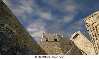 Linods Acropolis,Rhodos,Greece