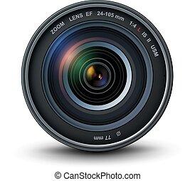 lins, fotografi kamera