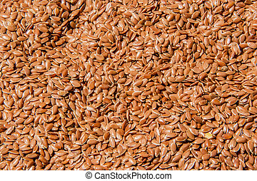 Linseed background photo. Beautiful picture, background,...