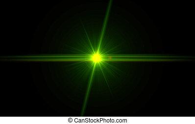 linsenleuchtsignal, licht