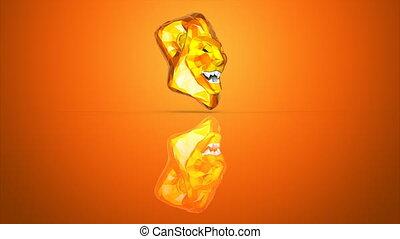 Lion 4K