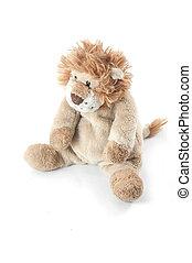 lion doll