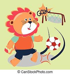 LION FOOTBALL