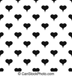 Lion Heart pattern seamless repeat geometric for any web ...