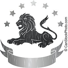 Lion Insignia