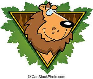 Lion Safari Icon