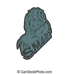 Lion t shirt design motivation slogan