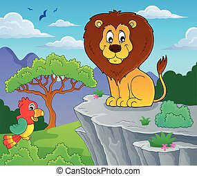 Lion theme image 3