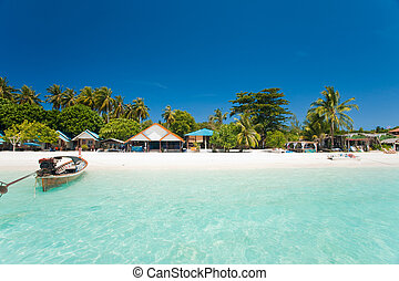 lipe, kiütés, homok, paradicsom, white tengerpart