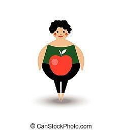 liposucción, abdominoplasty, icono