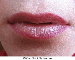 Lips - Woman\\\'s lips