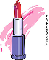 Lipstick - Opened lipstick