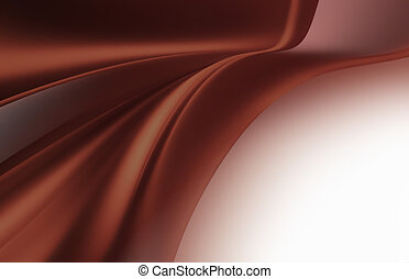 liquid chocolate background