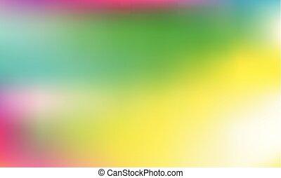 liquid., effect., hologramme, holography, néon, texture., coloré, clair, glitch, fluide, holographic, arrière-plan.