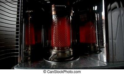 Liquid Fuel Heater - Indoor Portable Heating Stove detail
